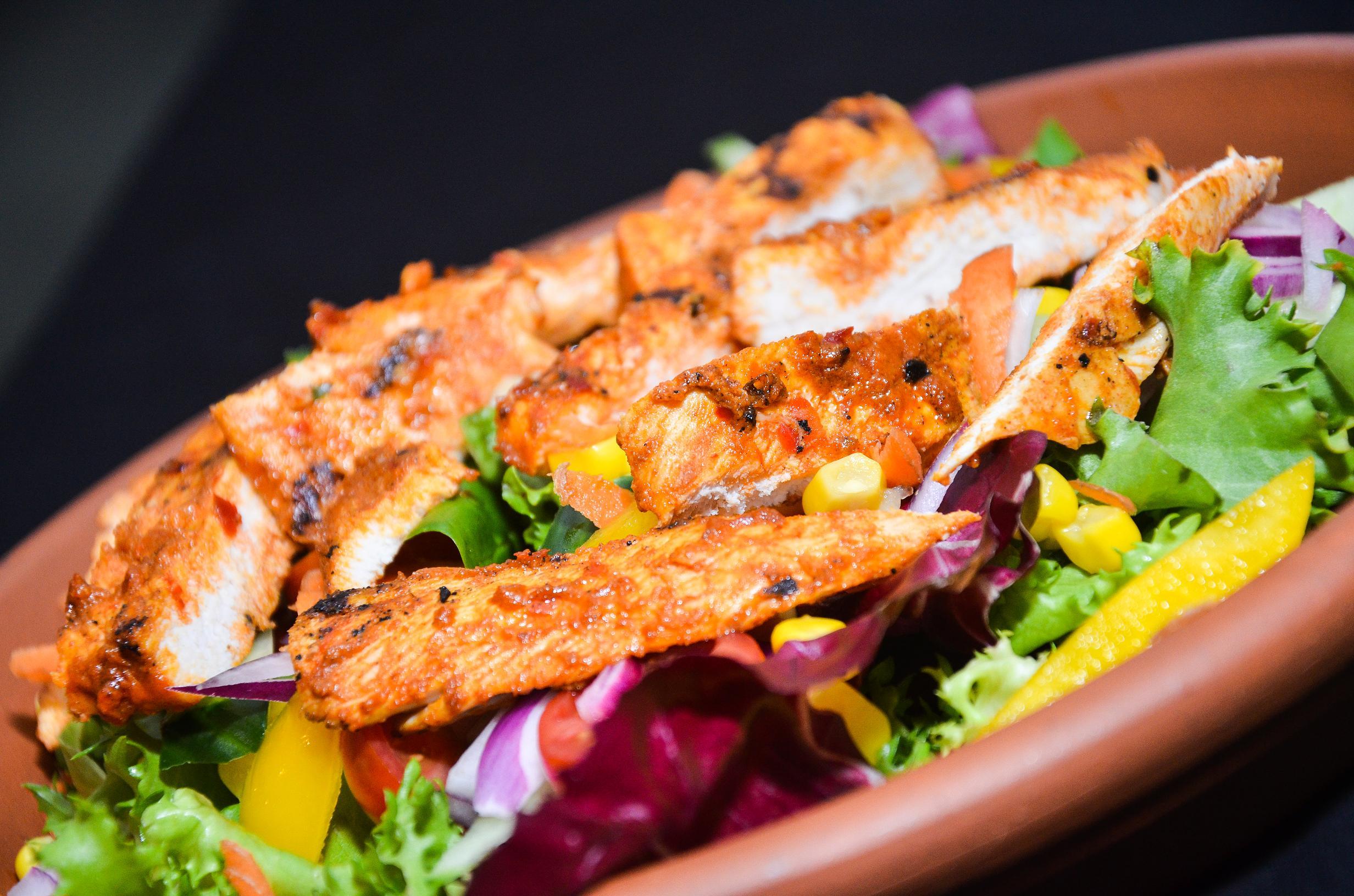 Piri Piri Salad